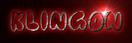 Font Chubb Klingon Logo Preview