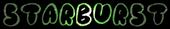 Font Chubb Starburst Logo Preview