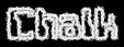 Font Computerfont Chalk Logo Preview