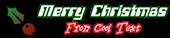 Font Computerfont Christmas Symbol Logo Preview