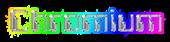 Font Computerfont Chromium Logo Preview