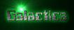 Font Computerfont Galactica Logo Preview