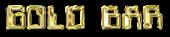 Font Computerfont Gold Bar Logo Preview
