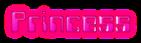Font Computerfont Princess Logo Preview