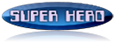 Font Computerfont Super Hero Button Logo Preview