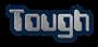 Font Computerfont Tough Logo Preview