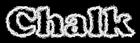 Font Cooper Chalk Logo Preview