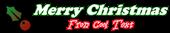Font Cooper Christmas Symbol Logo Preview
