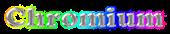Font Cooper Chromium Logo Preview
