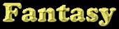 Font Cooper Fantasy Logo Preview