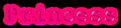 Font Courier Princess Logo Preview