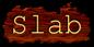 Font Courier Slab Logo Preview