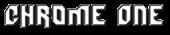 Font Dimitri Chrome One Logo Preview