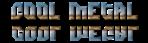 Font Dimitri Cool Metal Logo Preview