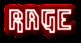 Font Dimitri Rage Logo Preview