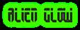 Font Fedyral Alien Glow Logo Preview
