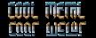 Font Fedyral Cool Metal Logo Preview