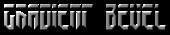 Font Fedyral Gradient Bevel Logo Preview