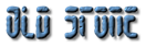Font Fedyral Old Stone Logo Preview