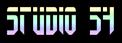 Font Fedyral Studio 54 Logo Preview