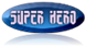 Font Fedyral Super Hero Button Logo Preview