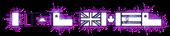 Font Flags Bad Acid Logo Preview
