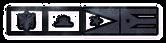 Font Flags Dark Logo Preview