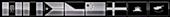 Font Flags Gunmetal Logo Preview
