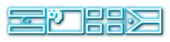 Font Flags Neon Logo Preview