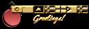 Font Flags Seasons Greetings Logo Preview