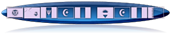 Font Flags Super Hero Button Logo Preview