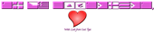 Font Flags Valentine Symbol Logo Preview