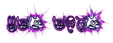 Font Fred Bad Acid Logo Preview