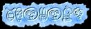Font Fred Iceberg Logo Preview