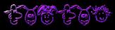 Font Fred Pimpin Logo Preview