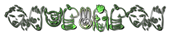 Font Fred Starburst Logo Preview