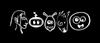 Font Fred White Logo Preview