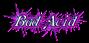 Font Galathea Bad Acid Logo Preview