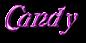 Font Galathea Candy Logo Preview