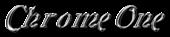 Font Galathea Chrome One Logo Preview