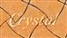 Font Galathea Crystal Logo Preview