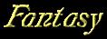 Font Galathea Fantasy Logo Preview