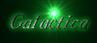 Font Galathea Galactica Logo Preview
