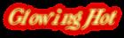 Font Galathea Glowing Hot Logo Preview