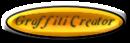 Font Galathea Graffiti Creator Button Logo Preview