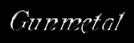 Font Galathea Gunmetal Logo Preview