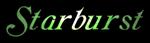 Font Galathea Starburst Logo Preview