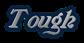 Font Galathea Tough Logo Preview