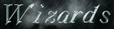 Font Galathea Wizards Logo Preview