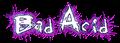 Font Grunge Bad Acid Logo Preview